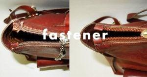 財布のファスナー交換