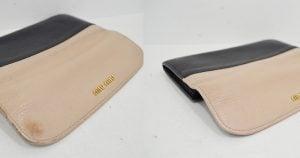 ミュウミュウの財布