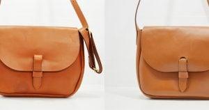 MImiの鞄のクリーニング事例