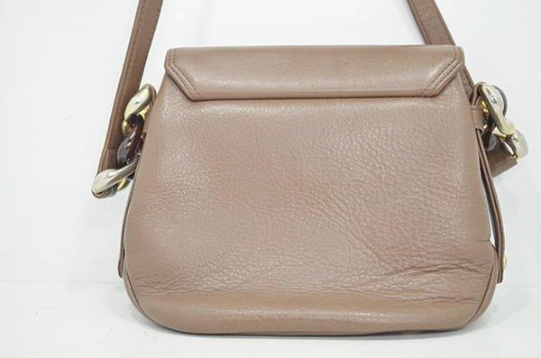 マレリーの鞄・バッグのクリーニング事例背面画像