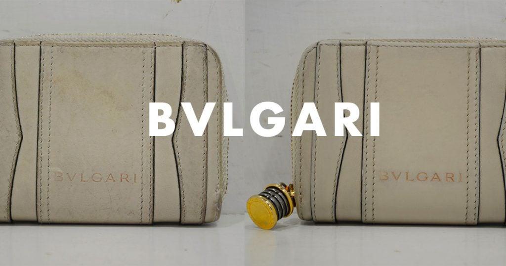 ブルガリの財布のクリーニングーアイキャッチ