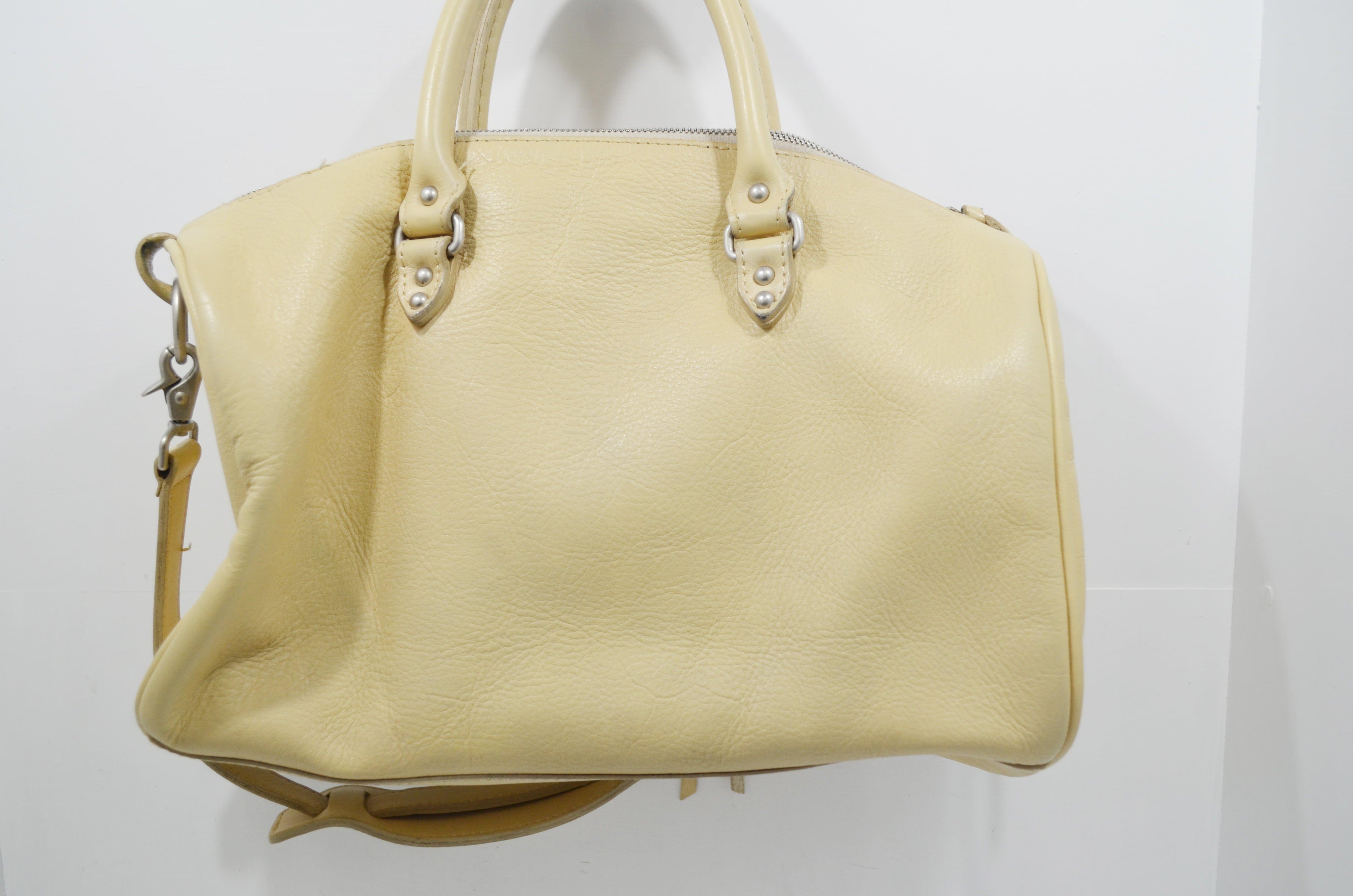 ヨウジ・ヤマモトの鞄のクリーニング