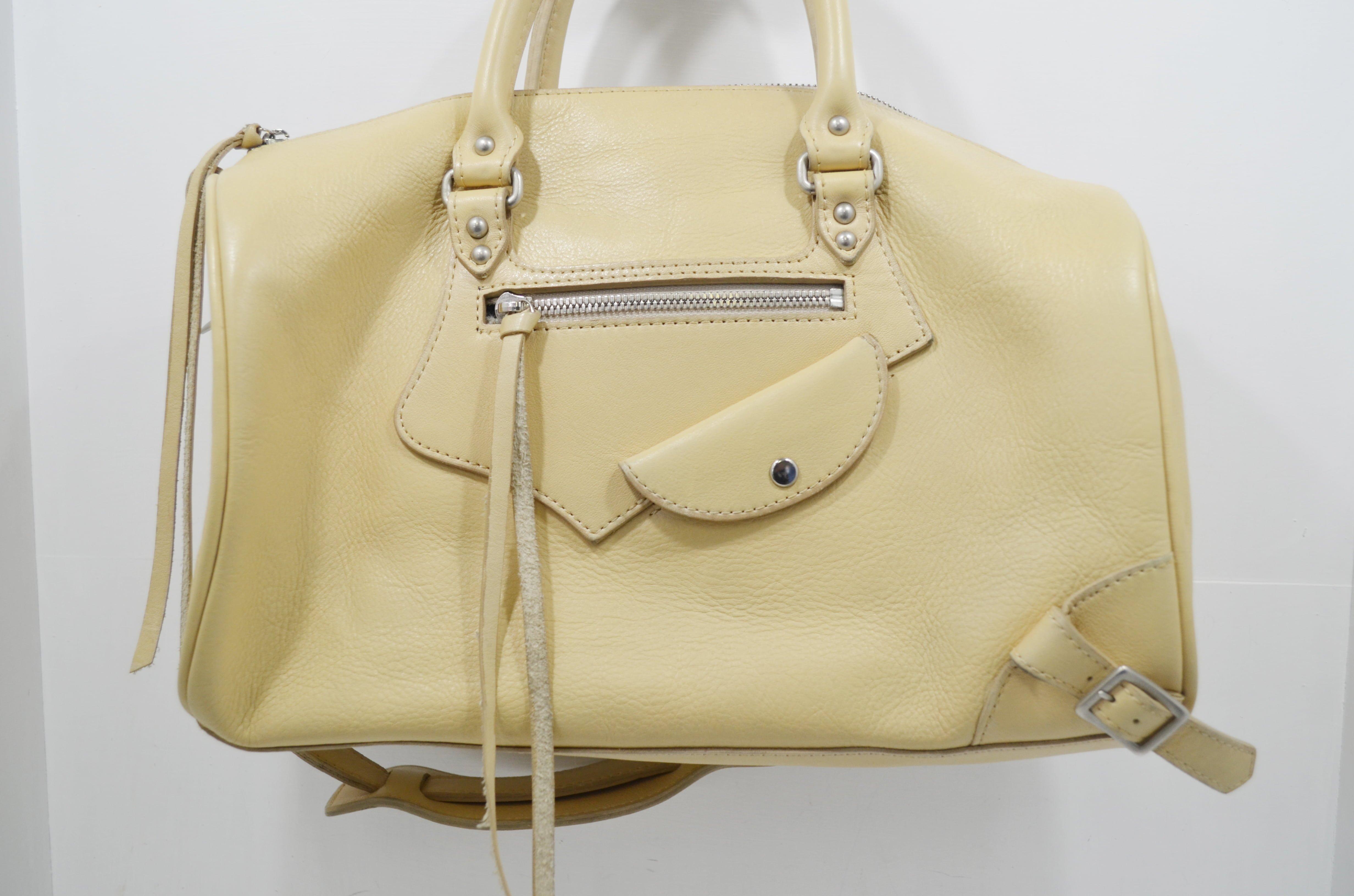ヨウジ・ヤマモトの鞄(バッグ)のクリーニング&修理