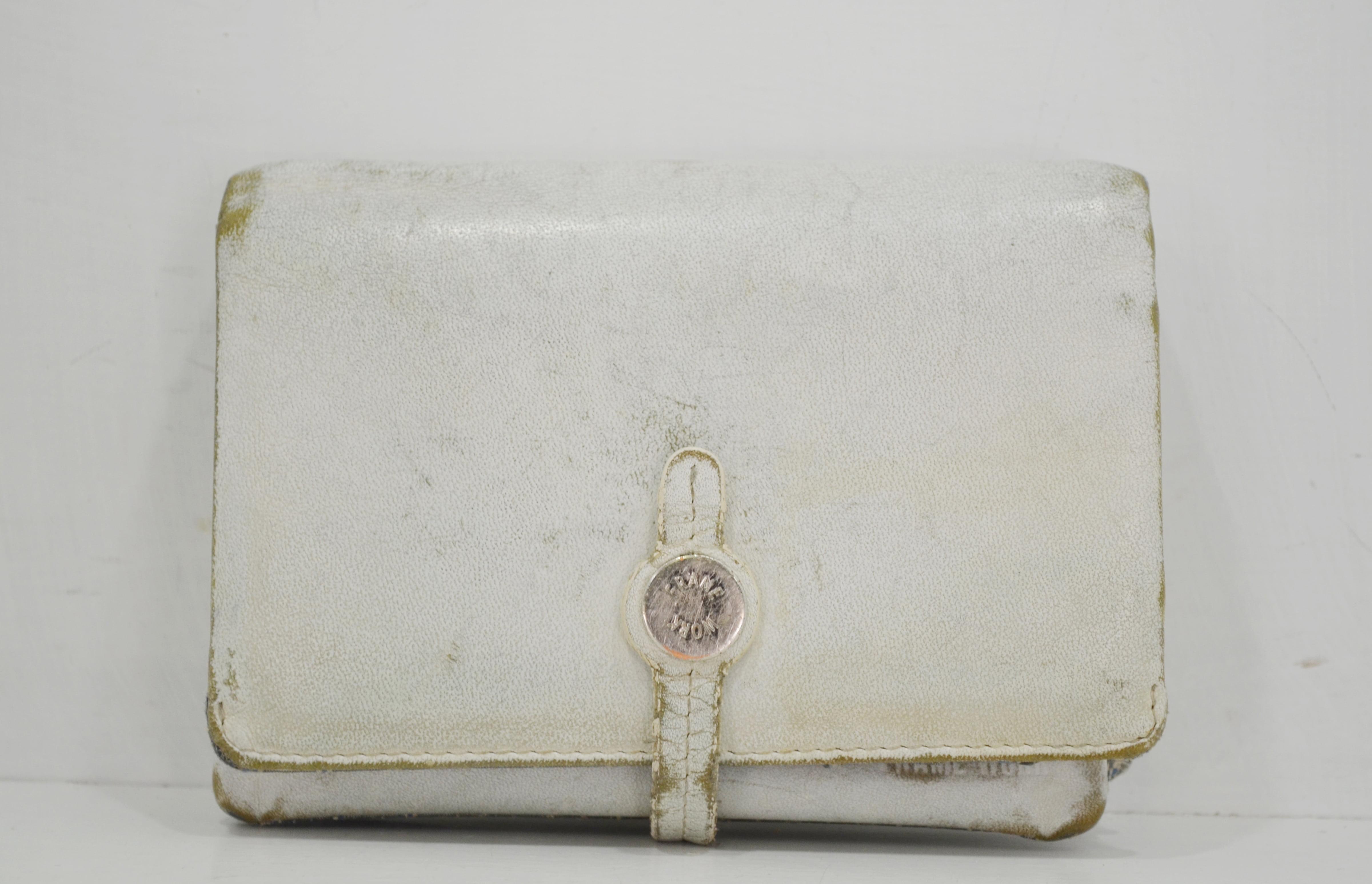 フレームワークの財布の修理
