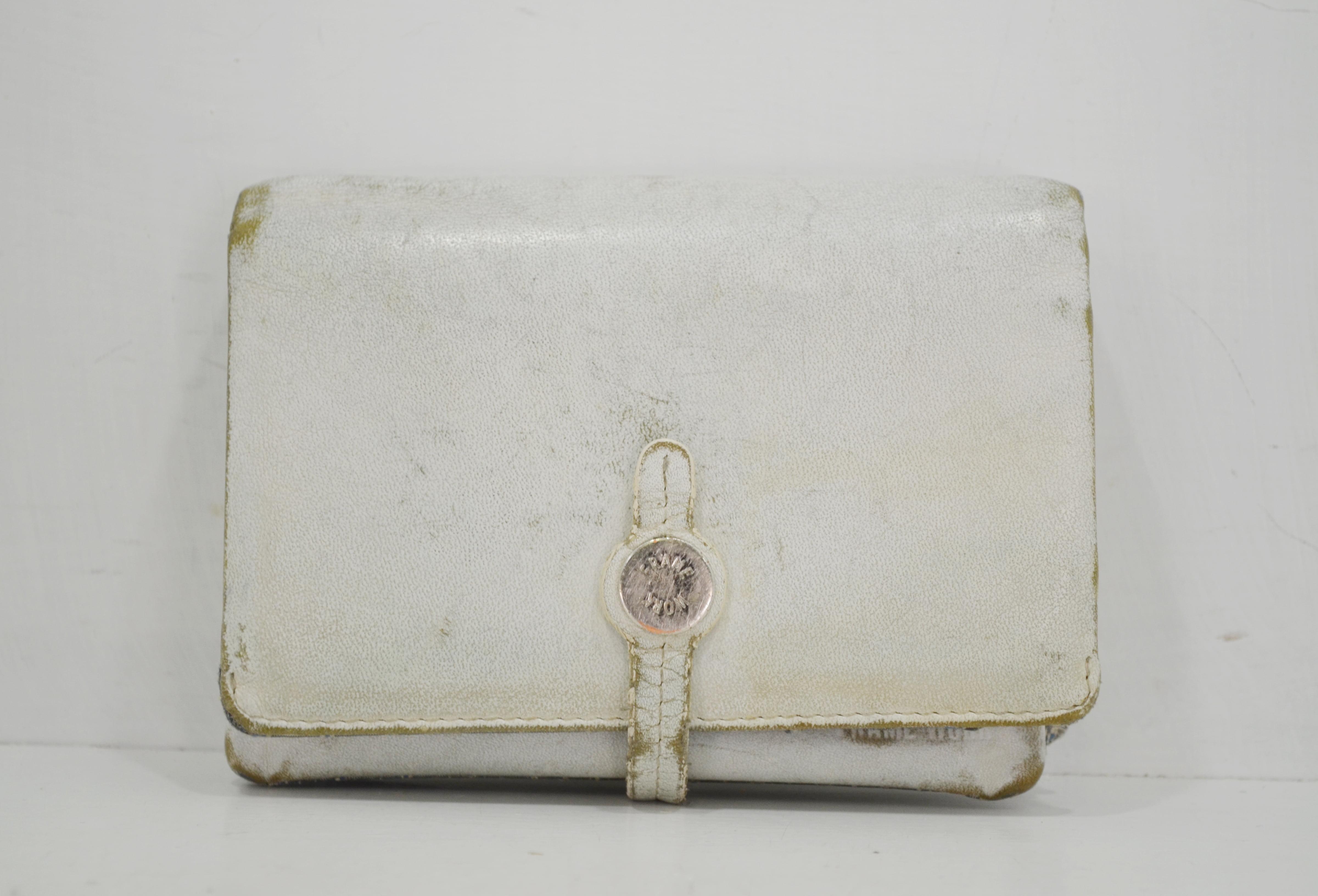 フレームワークの財布のクリーニング