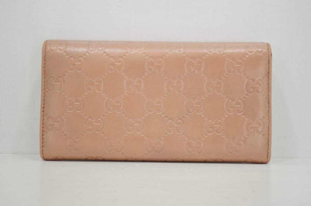 グッチの財布のクリーニング・修理の事例