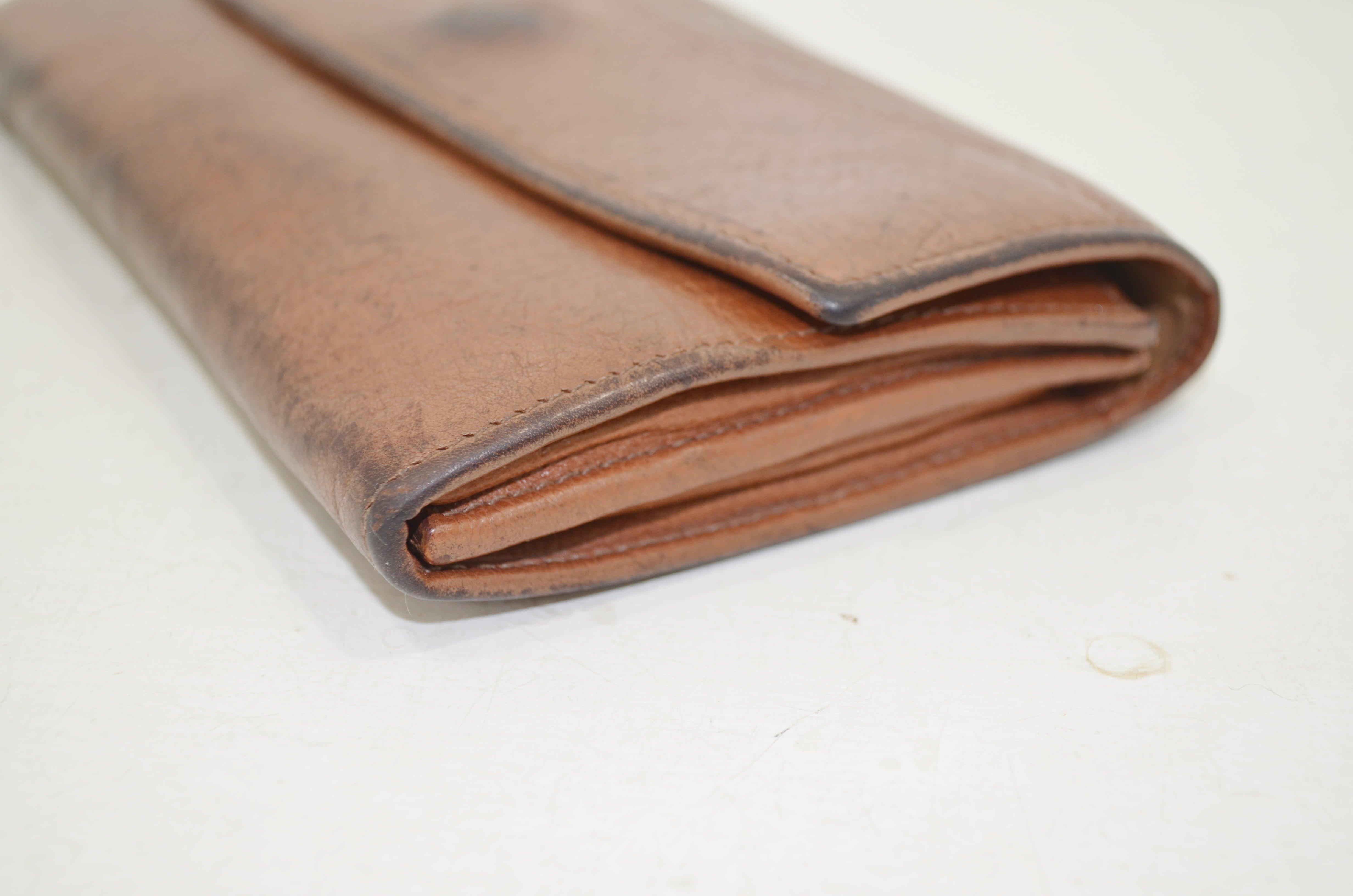 イルビゾンテ・財布・修理