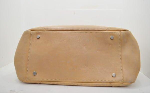 キタムラのバッグのクリーニング事例底面