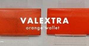 ヴァレクストラの財布・オレンジのクリーニング事例アイキャッチ