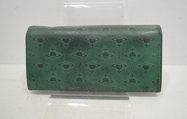 ヴィヴィアン・ウエストウッドの財布の修理事例