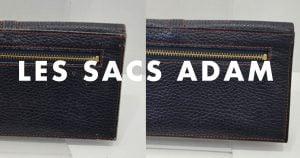 ルサックアダムの財布のクリーニング事例のアイキャッチ
