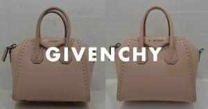 ジバンシーのバッグ(鞄)のクリーニング事例のアイキャッチ