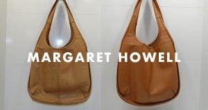 マーガレットハウエルのバッグのクリーニングのアイキャッチ画像