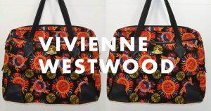 ヴィヴィアン・ウエストウッドのトートバッグのクリーニング事例