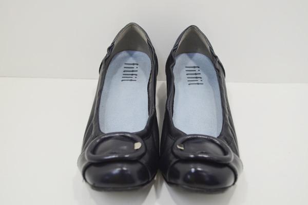 fitfitの婦人靴のクリーニング作業後