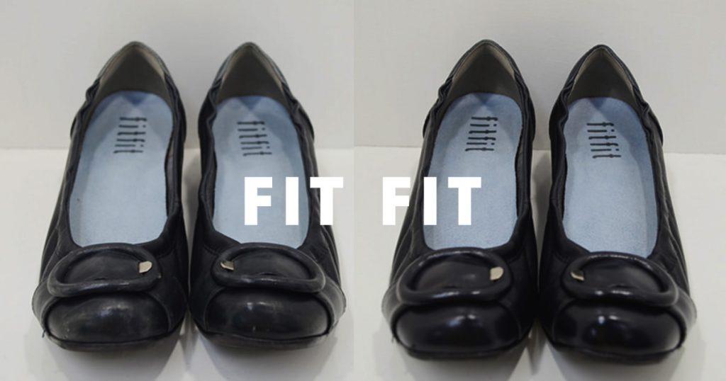 fitfitの靴のクリーニング事例のアイキャッチ画像