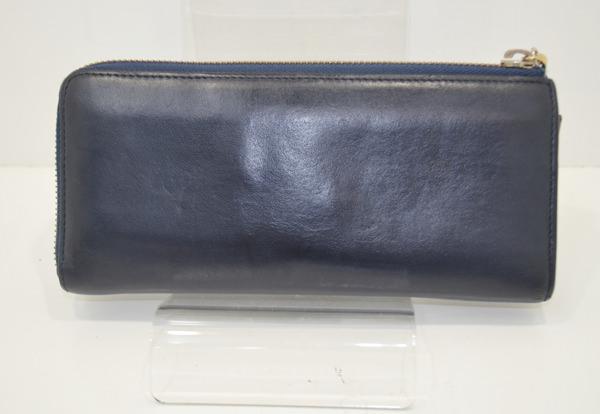 クロエ財布のクリーニング後の画像
