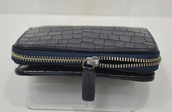 財布のファスナー修理完了後の画像