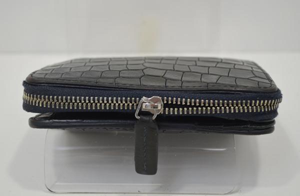 コムサメンの財布ーファスナー修理の事例