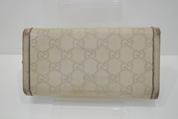 グッチ(スーキー・シマ)の財布の修理事例