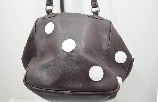 ジリのバッグ・持ち手修理の事例