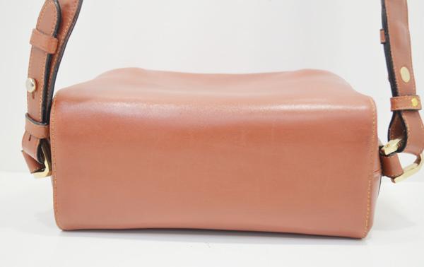 ペレボルサの鞄・上蓋の修理