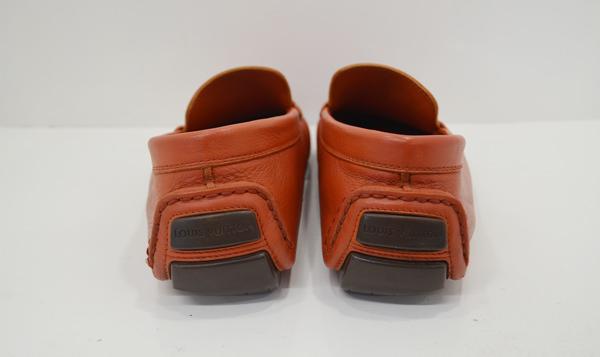 ヴィトンの靴のクリーニング