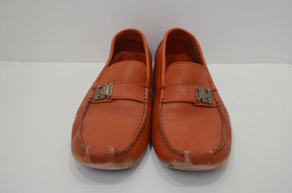 ヴィトン靴のクリーニング