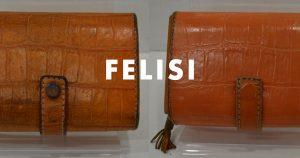 フェリージの財布のクリーニング・修理の事例