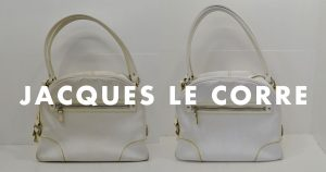 ジャック・ル・コーのバッグ