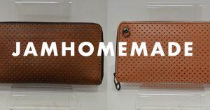 ジャムホームメイドの財布のクリーニング