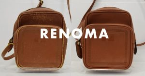 レノマのバッグのアイキャッチ画像