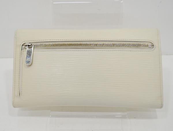ルイヴィトンのエピ・ウジェニの財布