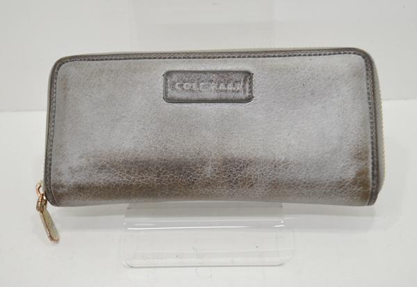 コールハーンの財布のクリーニング事例