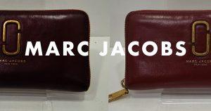 マークジェイコブスの財布のクリーニング・アイキャッチ画像