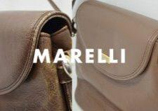 マレリーのバッグ・鞄のクリーニング