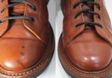 ブーツの全体補色